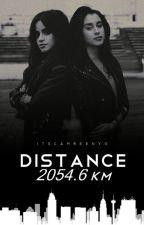 Distance: 2054.6 km (Camren) by ItsCamreenYo