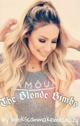 The Blonde Bimbo by bookscanmakemecrazy
