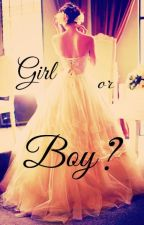 Girl or Boy? -Larry.- by HateSociety