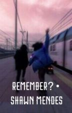 Remember? S.M by cherrymendesss