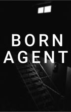 BORN     AGENT →  AGENTS OF SHIELD AU by marvelific