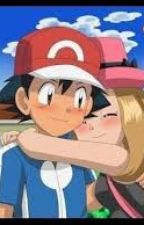 Ash Y Serena Amourshipping by Ash_Cannon