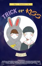 Trick or Kiss ☪ Vkook (Halloween.) by -hoshiin