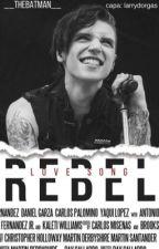 Rebel Love Song • Andy Biersack  by __TheBatman__