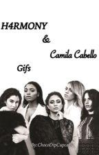 H4RMONY & Camila cabello (gif) by ChocoDipCupcake