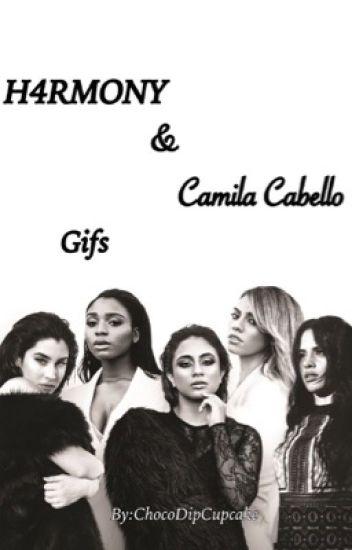 H4RMONY & Camila cabello (gif)