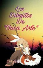 Los Dibujitos de Chica Arte by Dayana4477