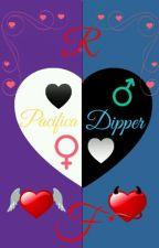 Reverse Falls Dipper × Pacifica : I ' m back  by SuperSparkleGirl