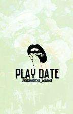 Play Date (Chandler Riggs) by Shxdxhxntxr_Wxlkxr