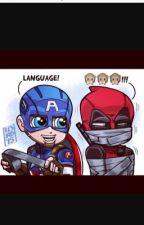 Imagine Avengers by Une-Louve-Sauvage