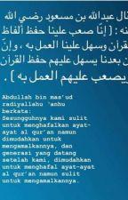 Kata2 Dan cerita islami by kotetsuru