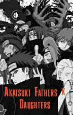 Akatsuki Fathers × Daughter Reader Scenarios by iza_iza_loves_shizu