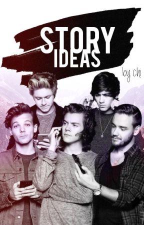 Story Ideas by moonrocks
