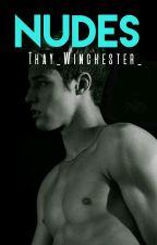Nudes- Cameron Dallas ♥ by Thay_Winchester_