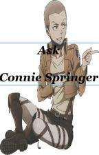 Ask Connie by RealConnieSpringer