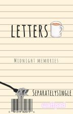 Letters by separatelysingle