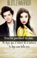 You're Perfect To Me~ Harry Styles by LiitleWarrior