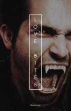 Love bites- Derek Hale by Bearbunny