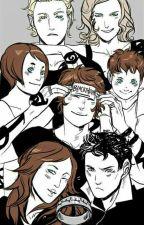 The Blackthorn's *Short Stories* by dejaniradawn