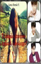 Triángulo amoroso ¿Amistad o noviazgo? by karen_jab921