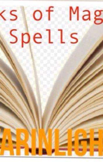 Book of Magic Spells - starinlights - Wattpad