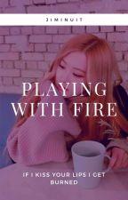 [HIATUS] playing with fire | chaelisa by jowheon