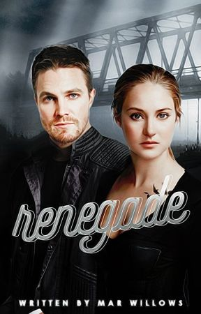 RENEGADE ➝ Oliver Queen by slaydewilson