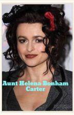 Aunt Helena Bonham Carter by arianabree