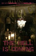 THE HELL IS COMING (BG) by vesi_horror_metal