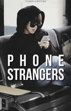 phone strangers. » chanbaek. by zombyul