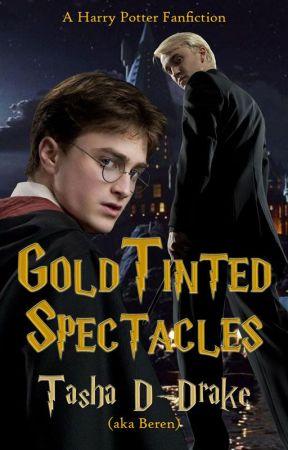 Gold Tinted Spectacles (Hecatemus Book #1) by NatashaDuncanDrake