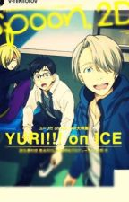 Yuri!! On Ice  by AllySadness