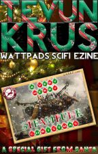 Tevun-Krus #36 - A Very Merry SteamPunk Christmas by Ooorah