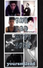 The Bad Boy's Girl by yoursmilezd