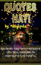 Quotes Hati by doigkpeka
