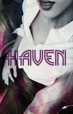 Haven ¦ Jimin  by Dziancia