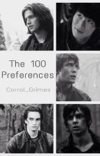 The 100 // Preferences by Corral_Grimes