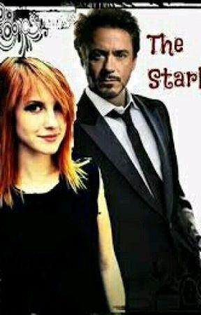 A filha do Stark  by sonhosdelouca