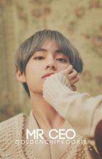 Mr CEO | Kim Taehyung  by goldenchipkookie