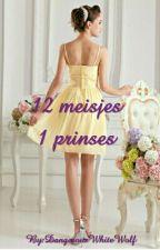 12 meisjes 1 prinses by DangerousWhiteWolf