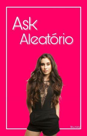 Ask Aleatório  by tia_roxy