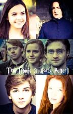 Trio (Book 3 Harry Potter) by bowties_bluebox