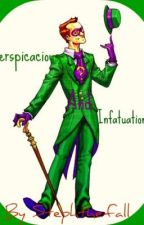 Perspicacious Infatuation by SuperAwesomeBatSteph