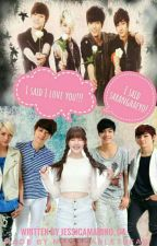 Book 2: Phm Rak Khun (I Love You) by donnionsxx04