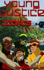 Young Justice zodiacs by Tomek_Marvel_DC