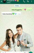 Whatsapp|| Lutteo & Ruggarol by shinekarol