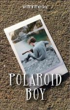 Polaroid Boy © by erinnronan