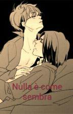 Nulla è come sembra ~Snarry by Yukashin