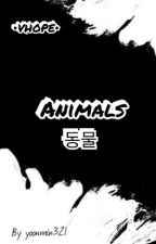 Animals •Vhope• by Yoonmin321