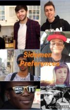 Sidemen preferences by LorelleLima